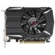 Видеокарта ASRock Radeon RX 550 1183MHz PCI-E 3.0 2048MB 6000MHz 128 bit DVI HDMI HDCP Phantom Gaming