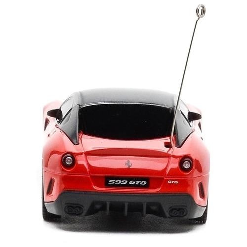 Легковой автомобиль Rastar Ferrari 599 GTO (60400) 1:32 14 см