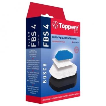 Topperr Набор фильтров FBS 4