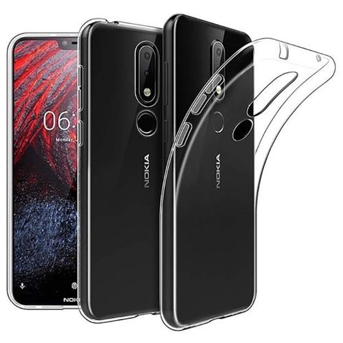 Чехол Gosso 197501 для Nokia 5.1 Plus / X5 (2018)