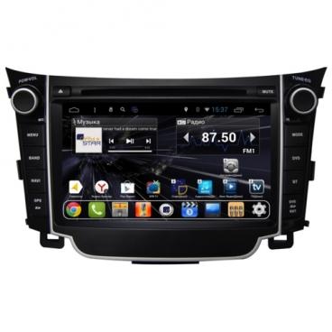 Автомагнитола Daystar DS-7098HD Hyundai i30 2013+ ANDROID