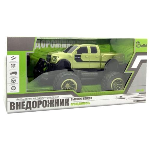 Монстр-трак Balbi RCO-1401 R/MG 1:14 26 см