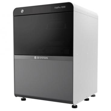 3D-принтер 3D Systems FabPro 1000