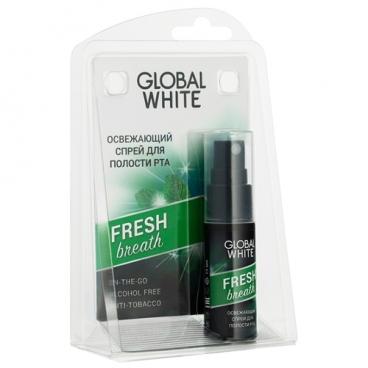 Global White Освежающий спрей