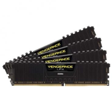 Оперативная память 16 ГБ 4 шт. Corsair CMK64GX4M4C3000C15