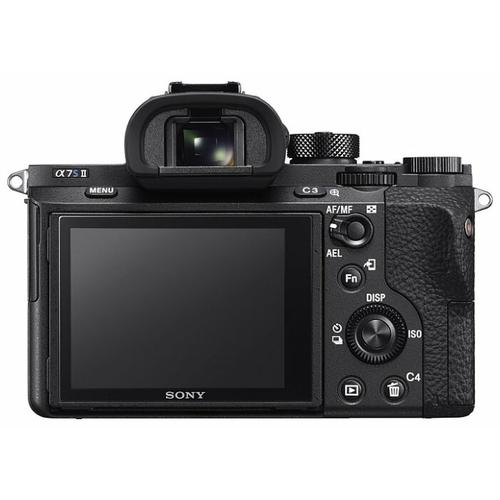 Фотоаппарат Sony Alpha ILCE-A7SM2 Kit