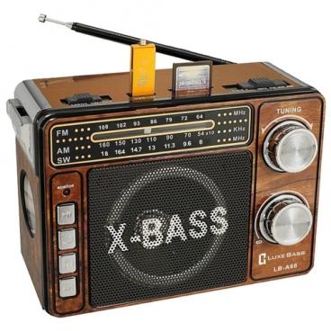 Радиоприемник LuxeBass LB-A66