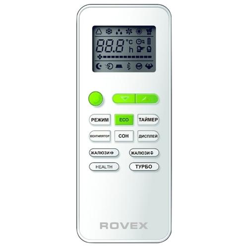 Настенная сплит-система Rovex RS-09TSE1