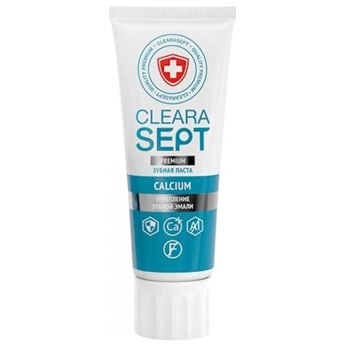 Зубная паста ClearaSept Calcium Укрепление зубной эмали