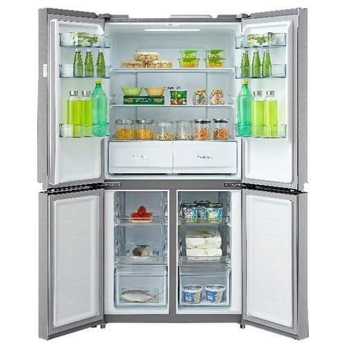 Холодильник Zarget ZCD555WG