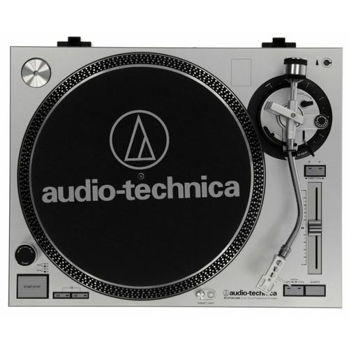 Виниловый проигрыватель Audio-Technica AT-LP120-USBHC