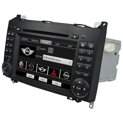 Автомагнитола CARMEDIA KD-7002