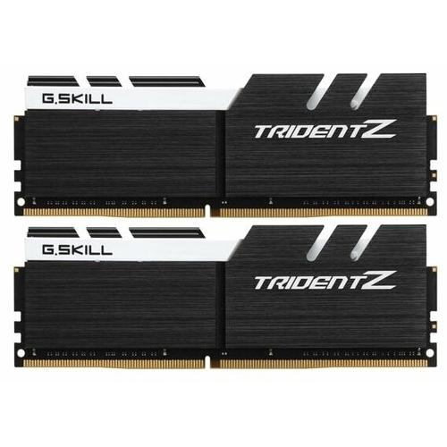 Оперативная память 8 ГБ 2 шт. G.SKILL F4-3200C16D-16GTZB