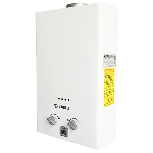 Проточный газовый водонагреватель DELTA DL-10WB1/2