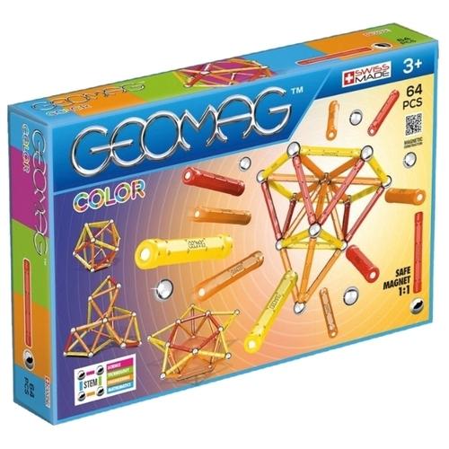 Магнитный конструктор GEOMAG COLOR 262-64