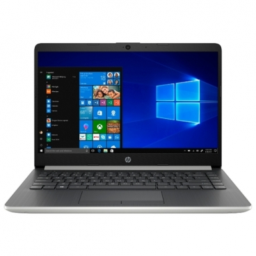 "Ноутбук HP 14-dk0018ur (AMD Athlon 300U 2400 MHz/14""/1366x768/4GB/128GB SSD/DVD нет/AMD Radeon Vega 3/Wi-Fi/Bluetooth/Windows 10 Home)"