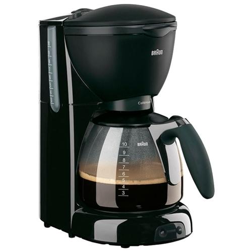 Кофеварка Braun KF 560 Pure Aroma Plus