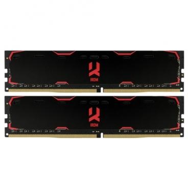 Оперативная память 8 ГБ 2 шт. GoodRAM IR-2400D464L15S/16GDC