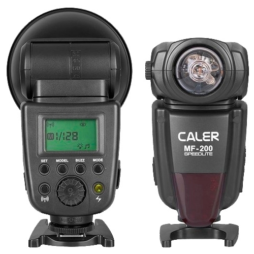 Вспышка Caler MF-200 for Canon
