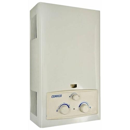 Проточный газовый водонагреватель SUPERLUX DGI 10L