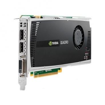 Видеокарта HP Quadro 4000 375Mhz PCI-E 2.0 2048Mb 2800Mhz 256 bit DVI