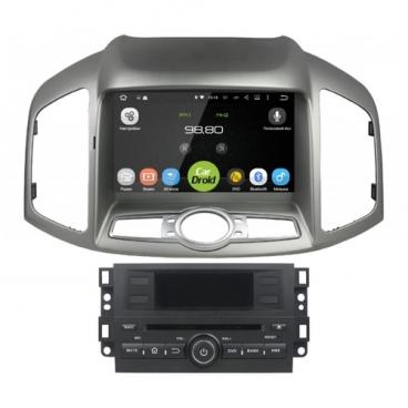 Автомагнитола ROXIMO CarDroid RD-1303 для Chevrolet Captiva (Android 8.0)