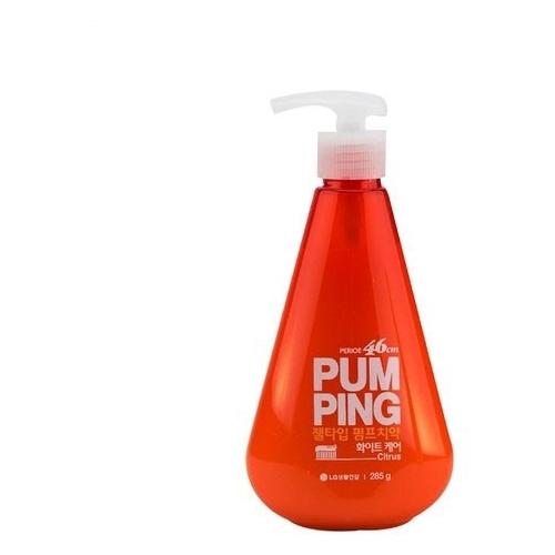 Зубная паста Perioe Pumping Citrus