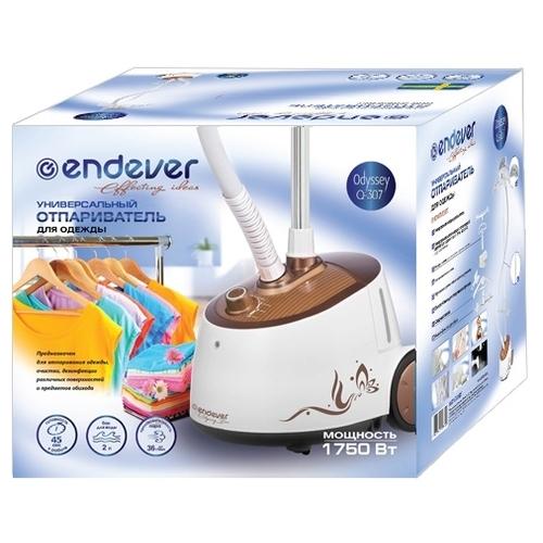 Отпариватель ENDEVER Odyssey Q-304/Q-305/Q-306/Q-307