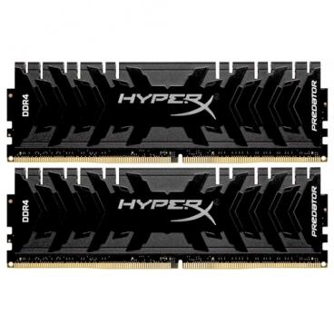 Оперативная память 8 ГБ 2 шт. HyperX HX442C19PB3K2/16