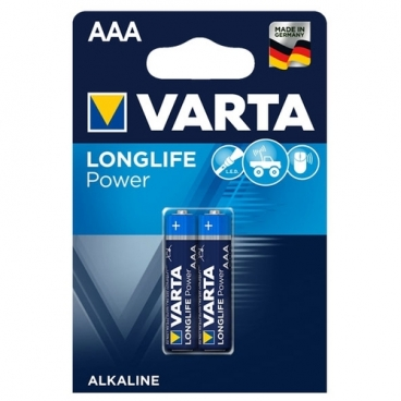 Батарейка VARTA LONGLIFE Power AAA