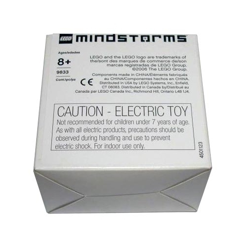 Блок питания LEGO Mindstorms NXT 9833 9V