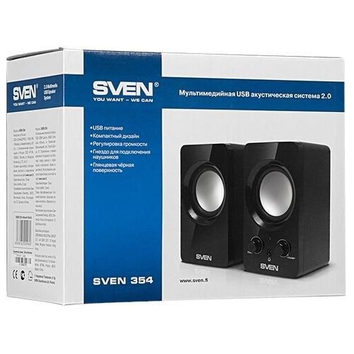 Компьютерная акустика SVEN 354