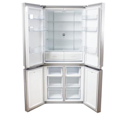 Холодильник Leran RMD 645 IX NF