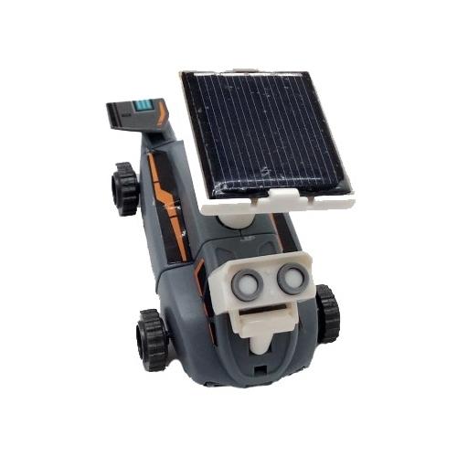 Электромеханический конструктор ND Play На солнечной энергии 277378 Миссия на марс 4 в 1