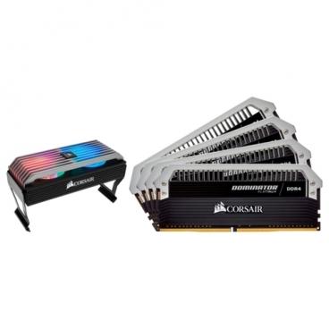 Оперативная память 8 ГБ 4 шт. Corsair CMD32GX4M4B3333C16