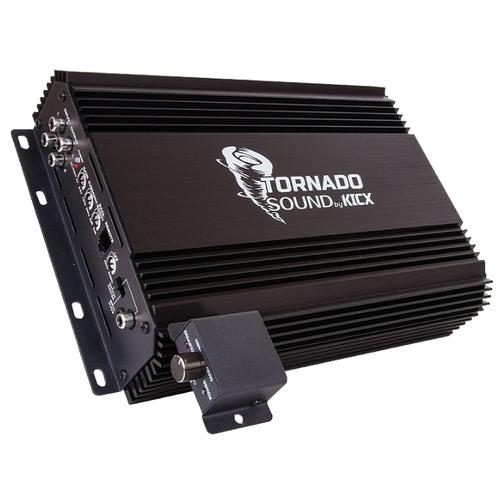 Автомобильный усилитель Kicx Tornado Sound 800.1