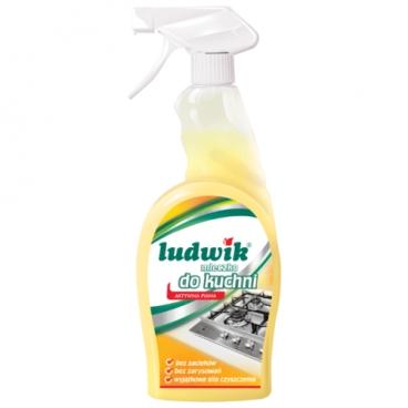 Чистящее молочко для кухни LUDWIK