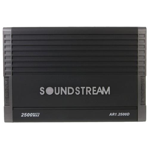 Автомобильный усилитель Soundstream AR1.2500D