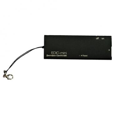 Диктофон Edic-mini Card 16 A95
