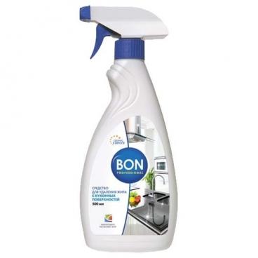 Чистящее средство для кухонных поверхностей BON
