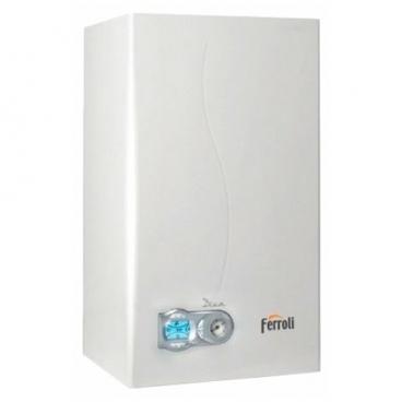 Газовый котел Ferroli Fortuna Pro F13 13 кВт двухконтурный