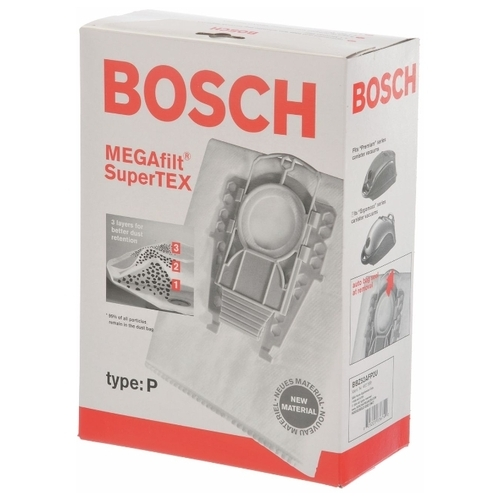 Bosch Мешки-пылесборники BBZ52AFP2