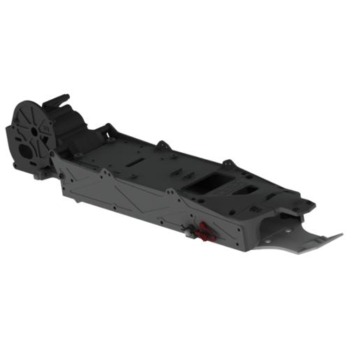 Внедорожник Arrma Fury (AR102661) 1:10 54 см