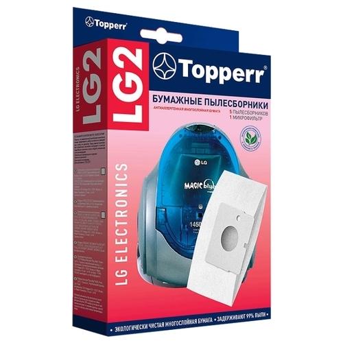 Topperr Бумажные пылесборники LG2