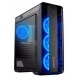 Компьютерный корпус GameMax Moonlight Black/blue
