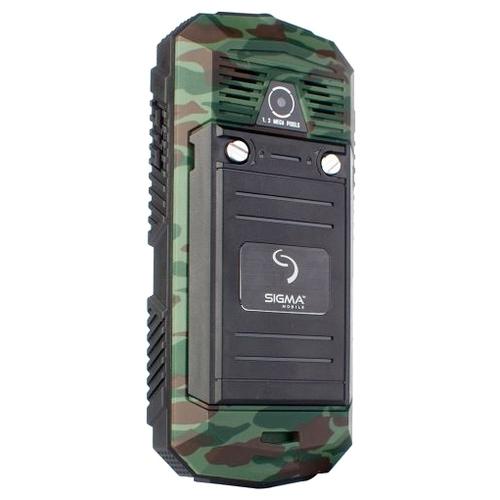 Телефон Sigma mobile X-treme IT67