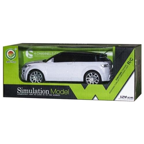 Легковой автомобиль Shantou Gepai Simulation Model (601-1) 1:24