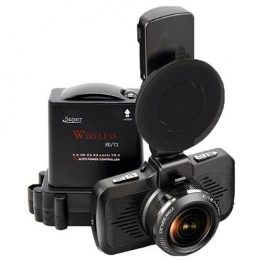 Видеорегистратор с радар-детектором XPX G535-STR, GPS