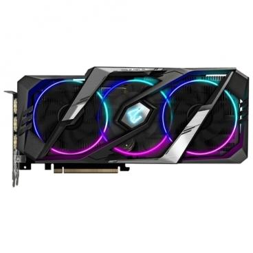 Видеокарта GIGABYTE GeForce RTX 2070 SUPER 1905MHz PCI-E 3.0 8192MB 14000MHz 256 bit 3xHDMI HDCP AORUS
