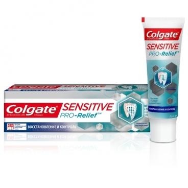Зубная паста Colgate Sensitive Pro Relief Восстановление и Контроль